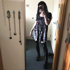 Current Mood Mad Princess Babydoll Dress
